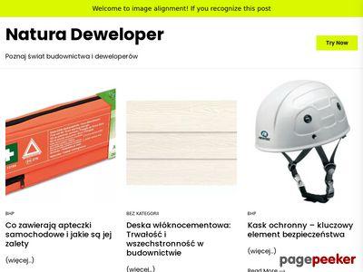 Naturadeweloper – Sprzedaż domów Tarnowo Podgórne