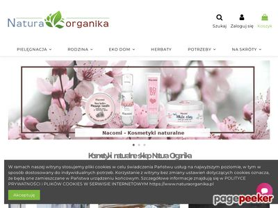 Naturaorganika - Kosmetyki i eko produkty