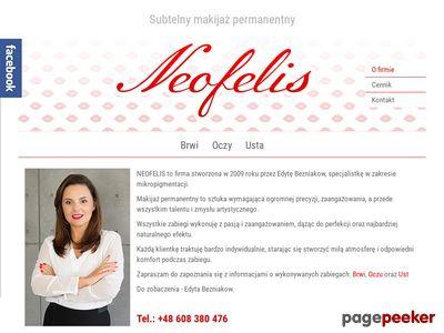 Makijaż permanentny Neofelis.pl