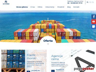 Net-Cargo Spółka z o.o. spedycja morska