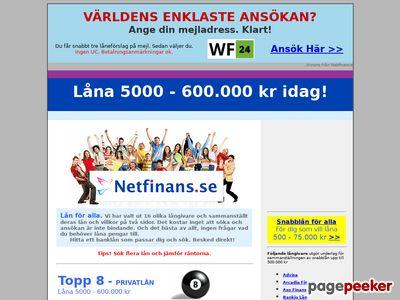Snabblån för alla 2016 - http://www.netfinans.se