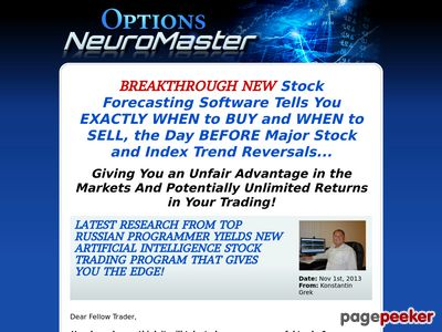 Options Neuromaster 2.4