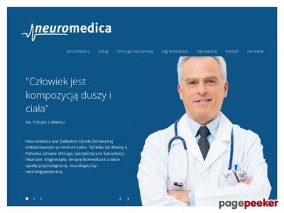 Badania EMG Łódź