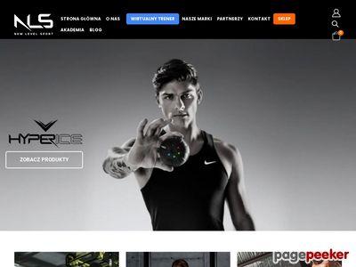 Sklep sportowy - newlevelsport.pl