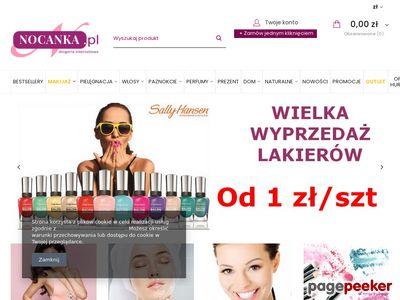 Nocanka.pl - drogeria internetowa