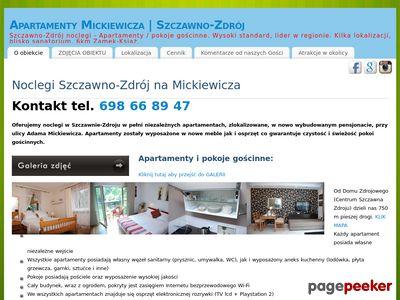 Apartamenty Wałbrzych