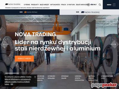 Nova Trading S.A., Toruń