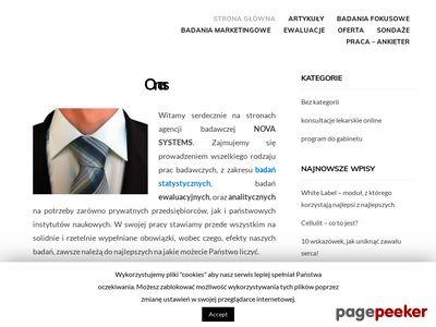 Nova.net.pl – oferta agencji badawczej