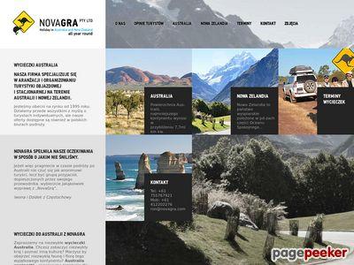 Wycieczki do Australii - NovaGra