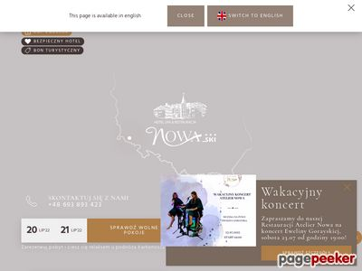 Hotel i Spa Nowa-Ski Karpacz