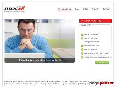 Usługi informatyczne, komputerowe Kraków