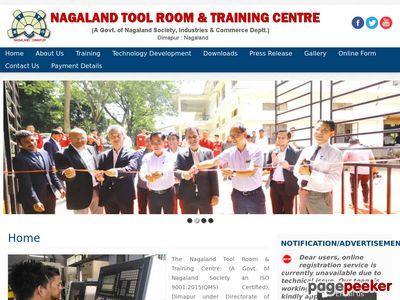 Nagaland Tool Room & Training Centre