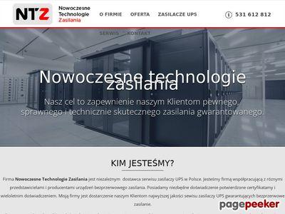 Serwis ups Warszawa - www.ntz-ups.pl