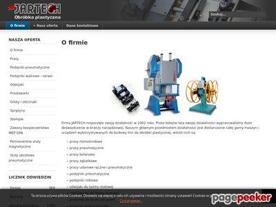 Podajniki pneumatyczne