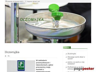 Http://oczomyjka.com.pl