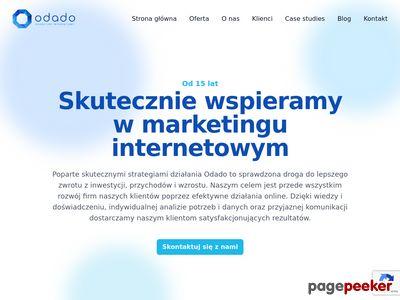 Projektowanie serwisów internetowych