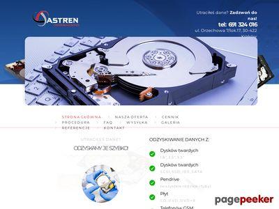 Odzyskiwanie danych Kraków