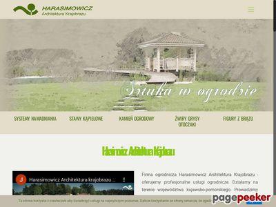 Projektowanie ogrodów Harasimowicz