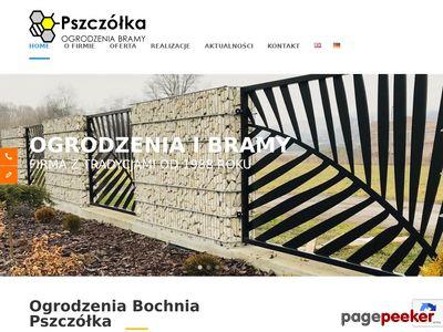 Bramy,Ogrodzenia - Bochnia Kraków Tarnów Limanowa