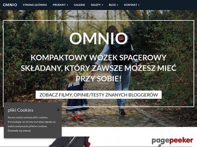 Innowacyjne spacerówki Omnio