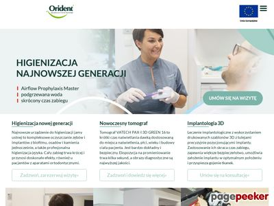 Orident - implantologia, periodontologia, denotofobia