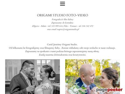 fotograf ślubny Złotoryja