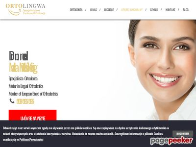 Leczenie wad zgryzu Kraków – Ortolingwa zaprasza.