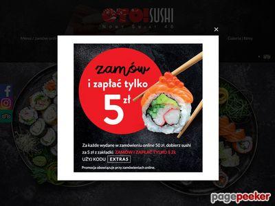 Sushi w Warszawie