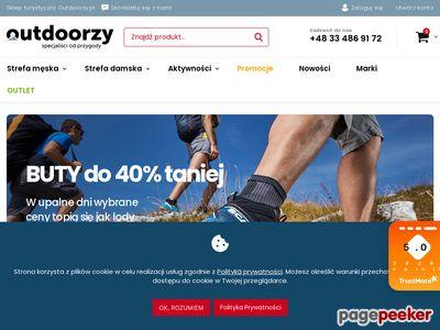 Gogle i kije narciarskie - sklep internetowy