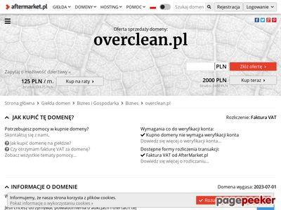 Firmy sprzątające Poznań