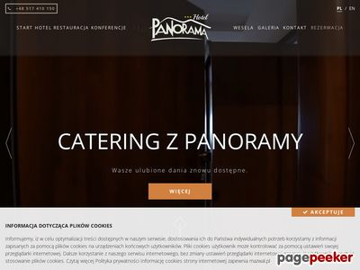 Hotel i Restauracja PANORAMA Jan Rotmański