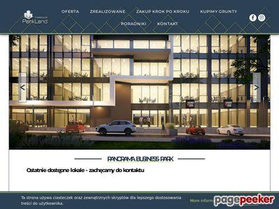 Deweloper Park Land Inwestycje - mieszkania Częstochowa