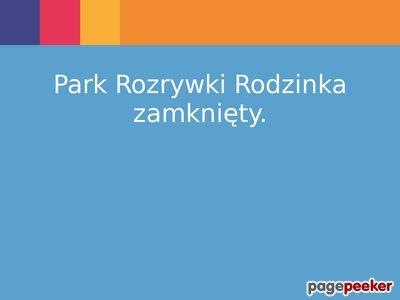 PARK RODZINKA plac zabaw Poznań