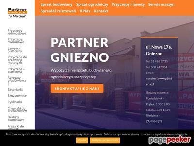 Sprzęt budowlany Gniezno - partner.gniezno.pl