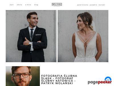 Patryk Wolański - Fotograf ślubny