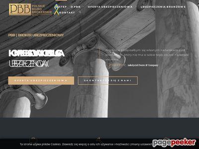 Broker ubezpieczeniowy we Wrocławiu - pbb.pl
