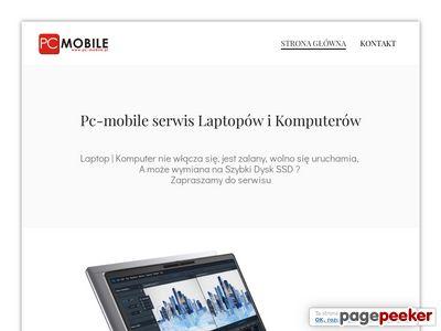Serwis laptopów HP