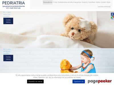 ARTUR LUTY ambulatoryjne leczenie dzieci Lublin