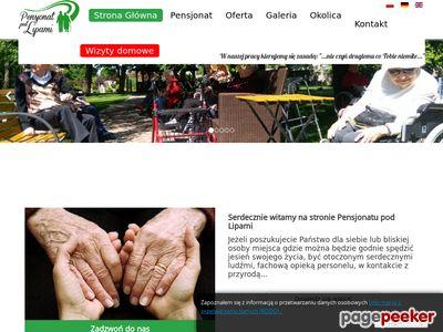 www.pensjonat-podlipami.pl