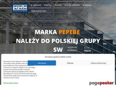 Producent garaży - Pepebe