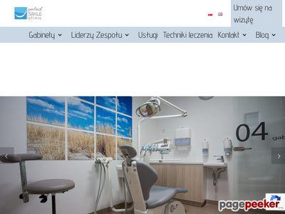 Dentysta Gdańsk | Klinika Perfect Smile