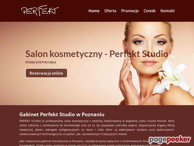 Gabinet kosmetyczny Poznań