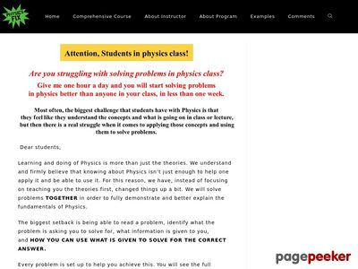 Complete Course – Physics Fix