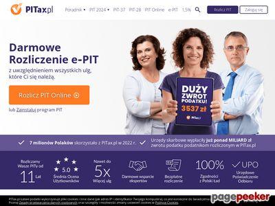 PITax.pl Łatwe podatki