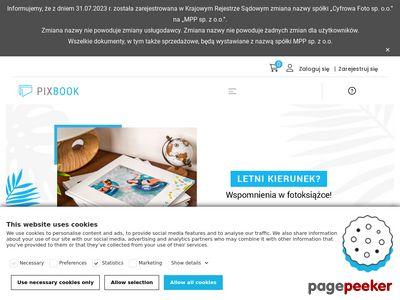 Fotoksiążki i fotokalendarze - pixbook.pl