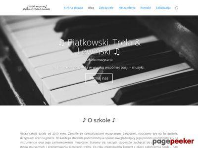 Szkoła Muzyczna Piątkowski Trela oraz Lewiński