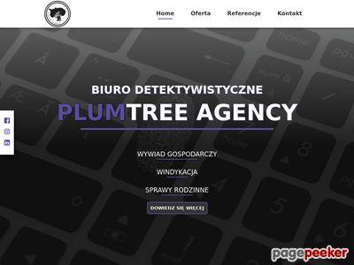 PLUM TREE AGENCY