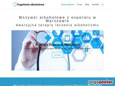 Leczenie alkoholizmu w Warszawie Pogotowie Alkoholowe
