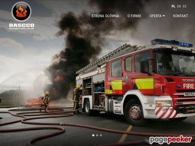 Używane samochody strażackie