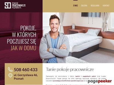 Pokoje Pracownicze Poznań